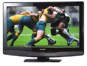 "HD TV 32"" Vivid  LCD, PVR, USB Record, 3HDMI $160 Taigum Brisbane North East Preview"