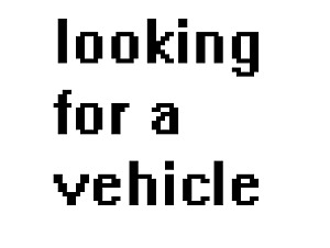 Looking for a vehicle for my mom