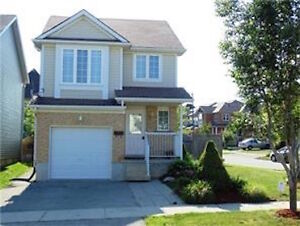 BEAUTIFUL-DETACHED,4 BDRMS,3 BATH,FIN.BASEMENT,HARDWOOD,WATERLOO