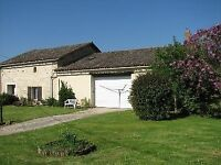 4 Bed large house in Deux Sevres Region, France