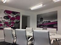 Serviced offices located on the London Bridge Quarter district - From £450 per workstation