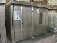 G. Cinelli Esperia Double Rack Oven