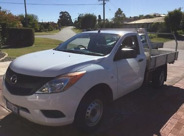 2012 Mazda BT50 Ute **12 MONTH WARRANTY**