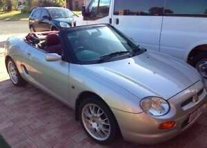 1999 M.G. 75th Anniversary MGF Pearsall Wanneroo Area Preview