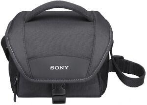 Sony LCS-U11 Tasche ! LCSU11 für  NEX Systemkamera! Camcorder HVR HDR PJ CX etc.