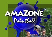 Paintball Amazone VOTRE PRIX EST LE MIEN