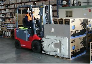 Forklift and Warehouse operator for fast growing logistic co.