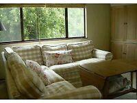 Ikea corner 2+2 sofa - large, comfortable.