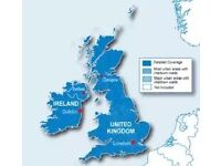 Latest 2017.1 Garmin Nuvi and Kenwood Satnav Europe NT Map Updates Ireland UK Europe USA Australia