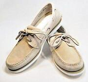 Mens Boat Shoes 9.5