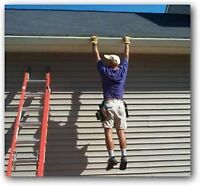 Seamless Eavestrough and Downpipe 587 710 0206