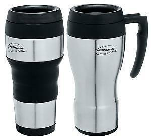 Thermos Stainless Steel Travel Mugs