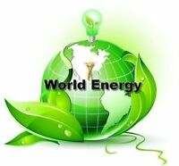 World Energy Is Looking For You!!