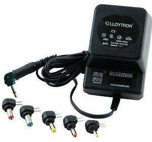 Ac Dc Adapter Power Supplies Amp Adapters Ebay
