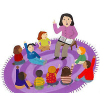 Looking for position at a child care centre