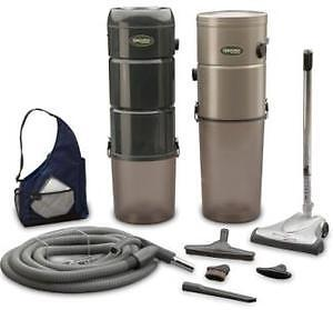 Central Vacuum Installation & Servicing (Any Modell)