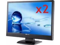 "22"" Widescreen HD Computer Monitors - Excellent working order"