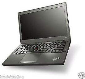 "Lenovo X240 Laptop 12.5"" 4th Gen Core i7 2.1Ghz 8GB 256GB SSD Win 10 PRO"