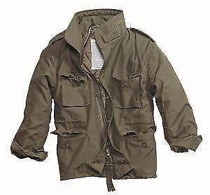 Vintage Military Jackets ecf0239e082