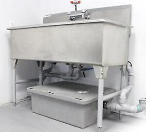 Grease trap for sale - Grease interceptors for a Restaurant