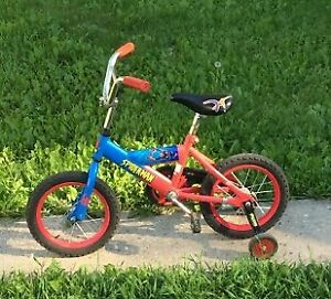 Children's Spider-Man Bicycle