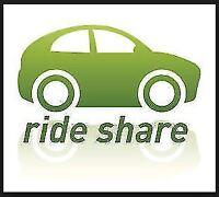 Rideshare Brampton to Windsor Sunday 4 PM ( 21 Oct )