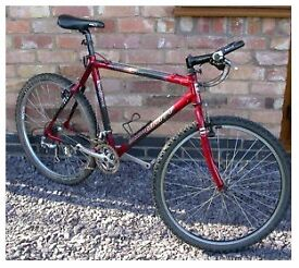 Used bicycle