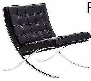 Barcelona  CHAIR FOR ONLY $298.CHOICES OF COLOUR.