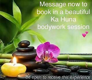 Ka Huna / Lomi Lomi massage - deeply relaxing