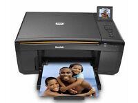 Kodak ESP 5250 printer + spare black cartridges