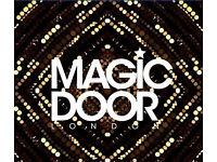 Magic Door TIckets 31st March 2017