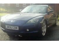 Mazda rx8 231 bhp rear wheel drive open to offers