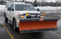 **SNOW REMOVAL SERVICE**