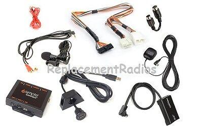 Honda/Acura Sirius XM satellite radio kit +iPod/Bluetooth/Aux/USB Interface TEXT