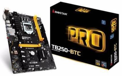 Biostar TB250 btc