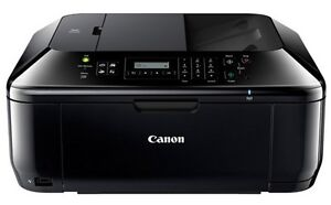 CANNON ALL-IN-ONE PRINTER (LIKE NEW WITH BOX)