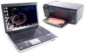"15.6"" Laptop & Printer bundle only $20 per week Charlestown Area Newcastle Newcastle Area Preview"