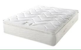 Myers Supreme Latex Comfort 1800 Pillow Top Mattress in Double & King Size.