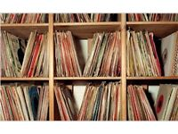 "Large Vinyl sale, All genres from Rock to Jungle and Soul ! LPs, EPs, 12"" 7"""