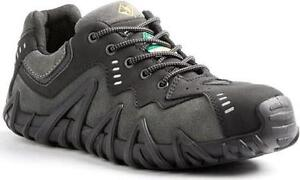 Terra Mens Spider Steel Toe Shoes