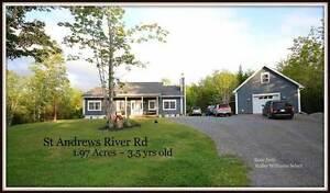 St Andrews River Rd