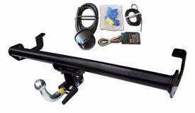 Detachable Towbar + 7pin Bypass Relay for Subaru IMPREZA SALOON 97-00 35003_H2