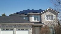 FREE SOLAR PANELS  PAID FOR BY ENERGY FROM THE SUN !!!!