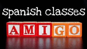 Spanish Private Classes - Toronto GTA