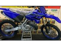 2021 Yz 125 ROAD LEGAL