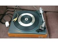 GARRARD SP25 MK2 RECORD DECK FULLY WORKING WITH GOLDRING CARTRIDGE
