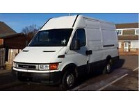 Man and van for removals, vehicle transportation and item haulage