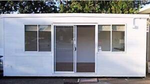 Portable Building / Portable Office / Site Shed 6.0m x 3.0m with Rozelle Leichhardt Area Preview