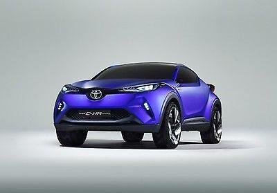 Der Toyota C-HR