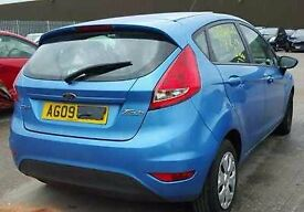 2009 ford fiesta breaking 1.4 auto front end damage